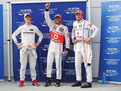 Шумахер: в гонке наш автомобиль должен быть лучше
