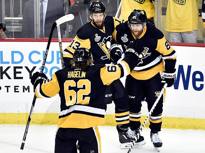 Кто станет обладателем приза MVP плей-офф НХЛ?
