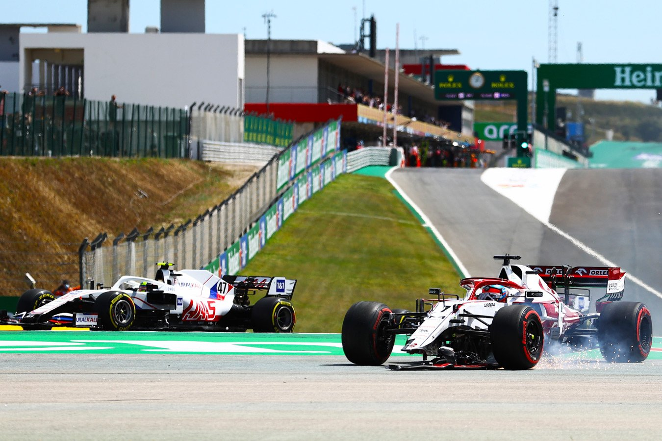 Оценки за Гран-при Португалии Ф-1 — 2021