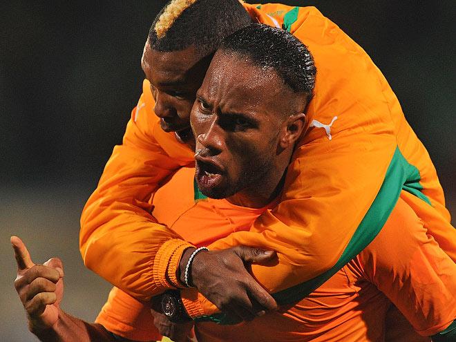 Сборная Кот-д'Ивуара на ЧМ-2014 по футболу