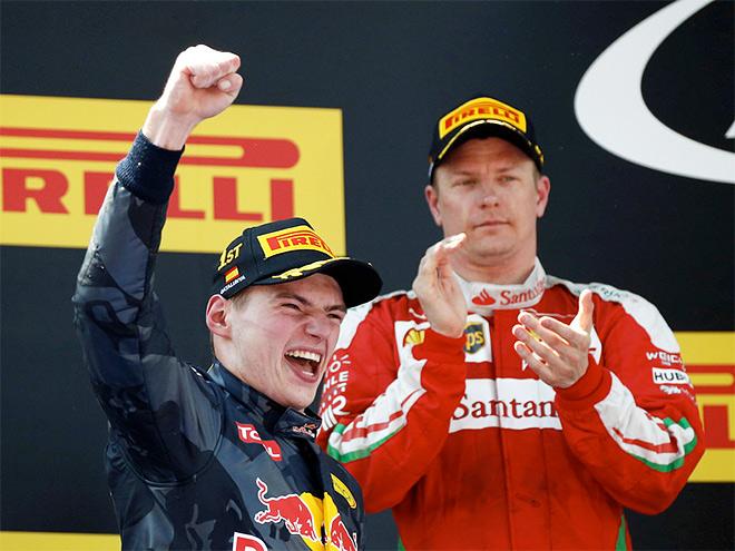 Гран-при Испании Формулы-1