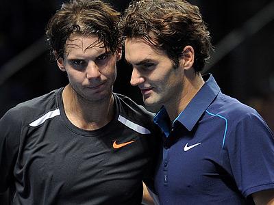 Australian Open. Жребий свёл Федерера с Надалем
