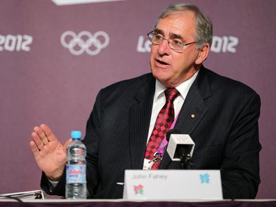 Действующий глава WADA Джон Фейхи