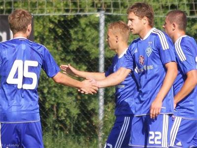 «Динамо» - «Мюнхен-1860» - 1:1