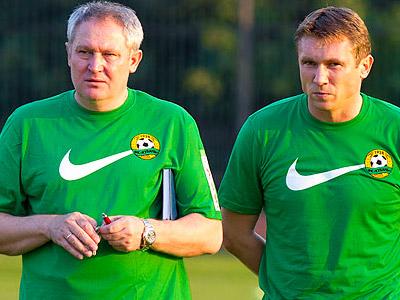 Юрий Красножан и Андрей Талалаев