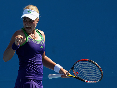 Хромачёва: теннис – это моя жизнь