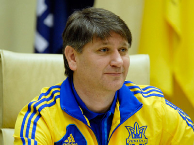 Сергей Ковалец о подготовке украинской «молодёжки»