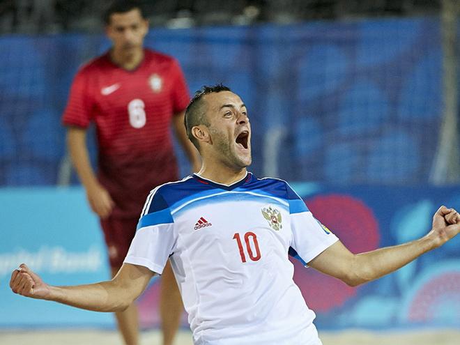 Битва России и Португалии в полуфинале Кубка Европы - 2016
