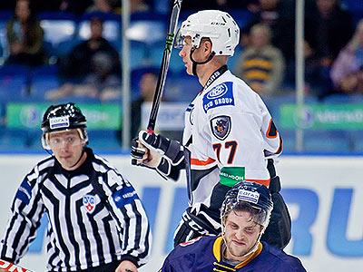 Штрбак: Рулик живёт хоккеем