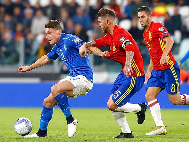 Владимир Стогниенко – о перспективах сборной Италии
