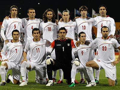 Team Melli, или Команда будущего