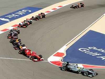 Анализ выступления команд Формулы-1 в Бахрейне