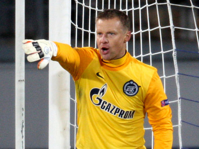 Вячеслав Малафеев – о матче с «Ливерпулем»