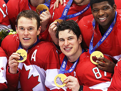 Как пострадала НХЛ от Олимпиады