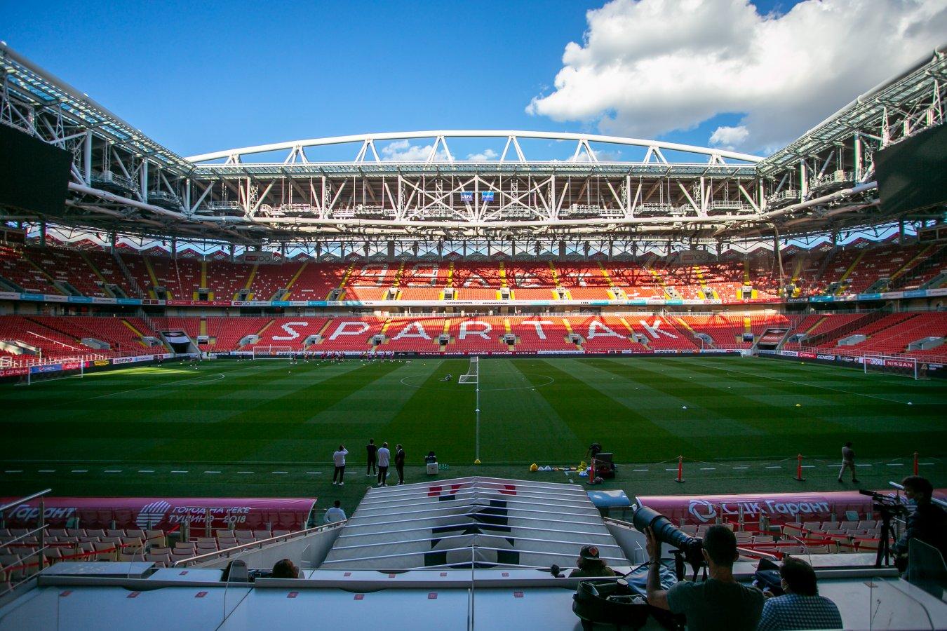 Россия сыграет с Мальтой в отборе к ЧМ-2022 на домашнем стадионе «Спартака»