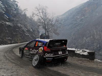 Себастьен Лёб выиграл Ралли Монте-Карло WRC-2013