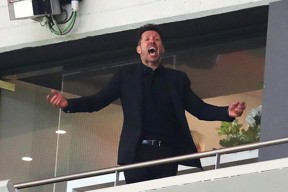 Диего Симеоне. «Атлетико»