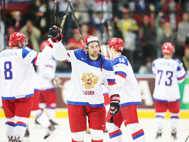 Как сборная России играла на ЧМ в День Победы