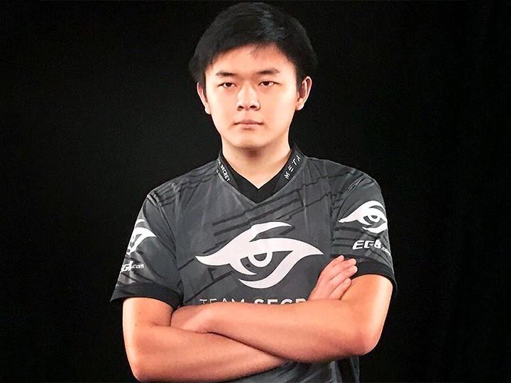 История игрока в Dota 2 Чжэна «MidOne» Йек Ная