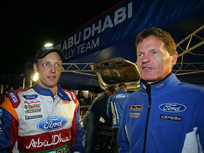 """Уилсон: мой приоритет – сохранить """"Форд"""" в WRC"""