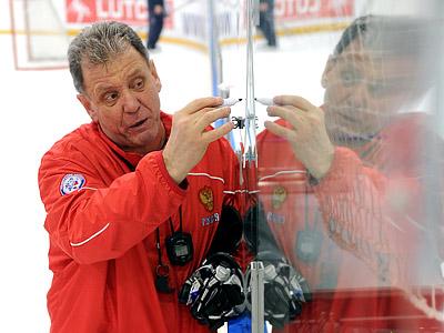 Михаил Варнаков – о молодёжной сборной России