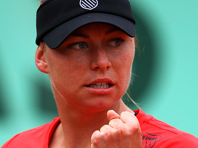 Звонарёва: в женском теннисе сильная конкуренция