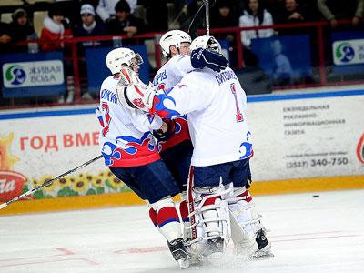 Шесть матчей и изменения в турнирной таблице ВХЛ