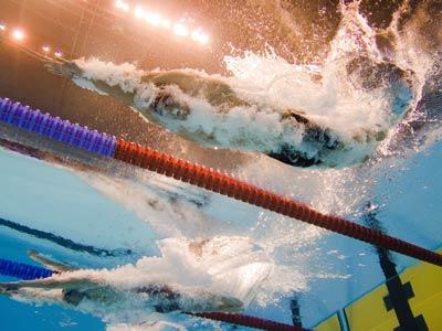 Лондон 2012. Плавание. Россияне остались без медалей