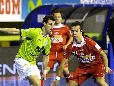 Обзор 8-го тура чемпионата Испании по мини-футболу
