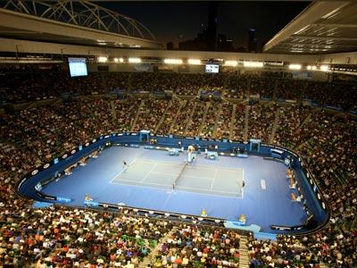 Расписание 2-го игрового дня Australian Open-2013