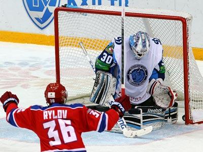 ЦСКА выиграл у минского «Динамо» - 2:1