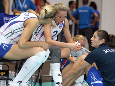 Ноздрин: был удивлён уровнем волейбола на ЧЕ