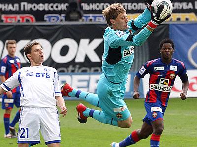 Программу 34-го тура Премьер-Лиги откроют ЦСКА и «Динамо»