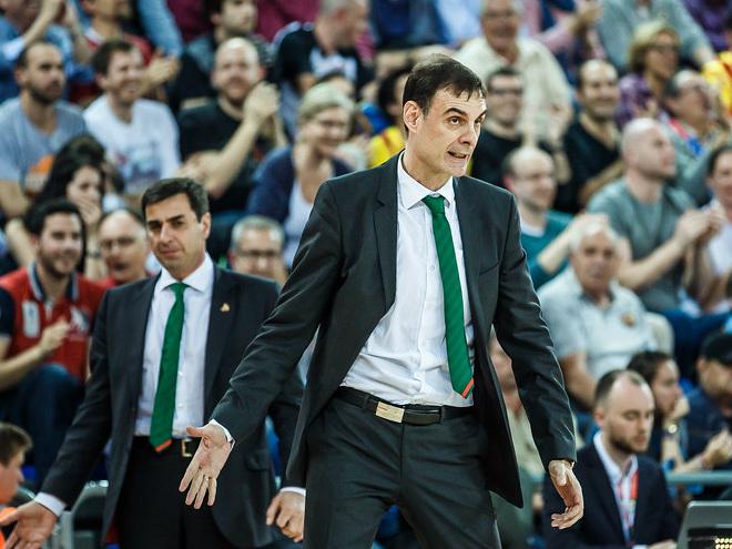 Георгиос Барцокас – о втором кряду поражении от «Барселоны»