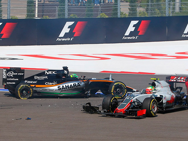 Вольф раскритиковал Гутьерреса после Гран-при Сингапура