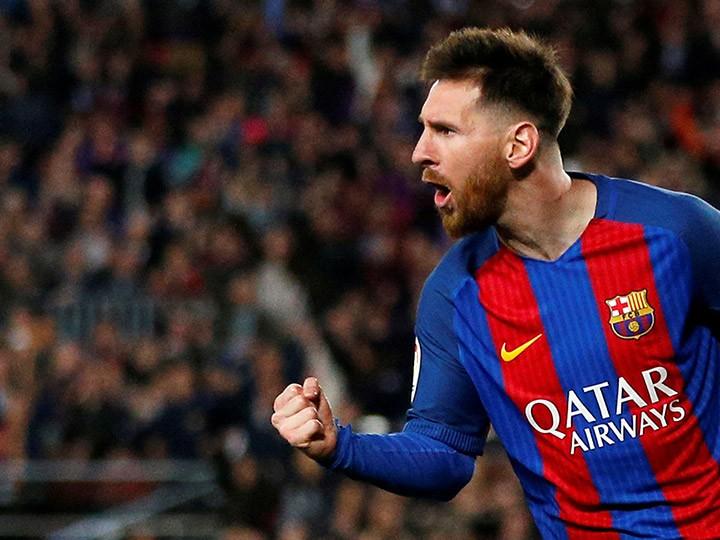 Месси и Кришито — среди лучших игроков недели в FIFA 17