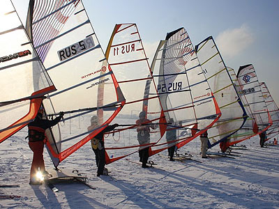 Рыцари зимнего ветра