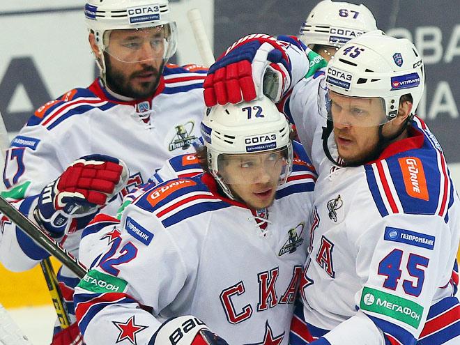 СКА выиграл у ЦСКА – 6:2