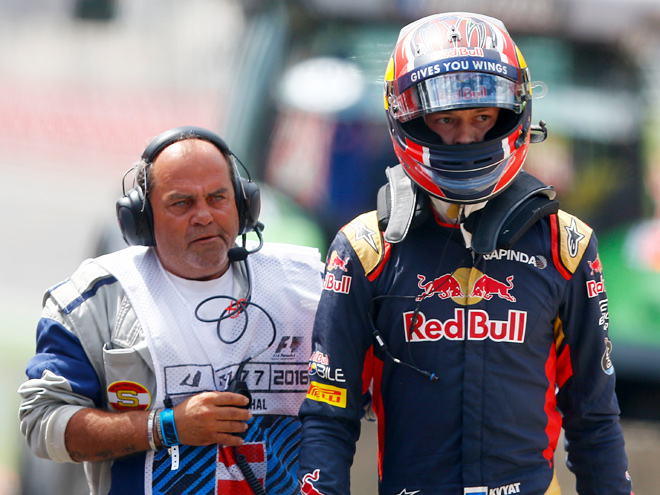 Анализ стартовой решётки Гран-при Германии Формулы-1 в Хоккенхайме