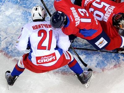 Нападающий Запада Максим Квитченко – о Кубке Вызова