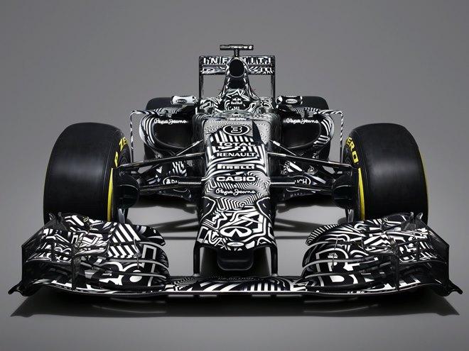 Онлайн-трансляция показа новых машин Формулы-1