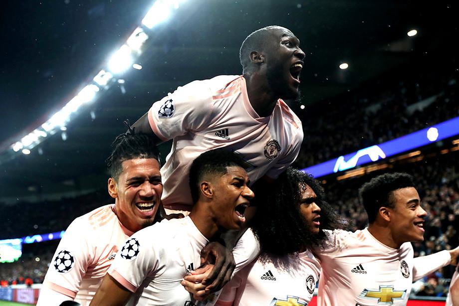 «ПСЖ» — «Манчестер Юнайтед» — 1:3