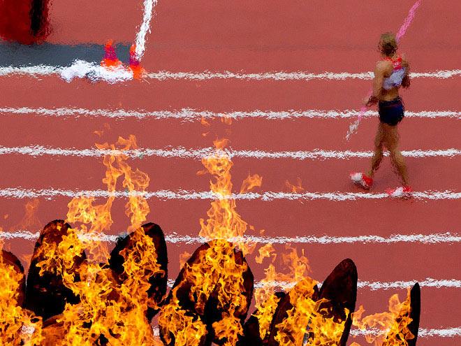 Сборная России по лёгкой атлетике уничтожена на совете ИААФ в Вене