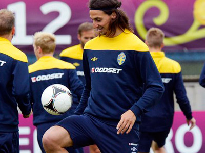 Виктор Хлус о матче Украина - Швеция