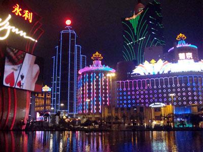 Макао может стать одним из центров покера