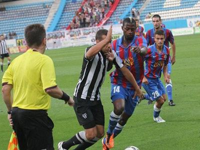 Донецкий «Металлург» и «Арсенал» сегодня сыграют ответные матчи в ЛЕ