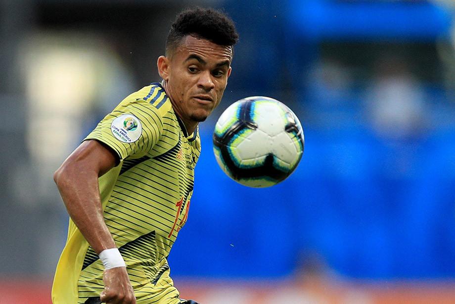 Хавбек сборной Колумбии Диас подтвердил, что получил предложение от«Зенита»
