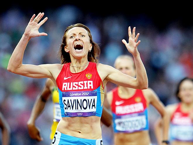 Сборную России по лёгкой атлетике отстраняют от Олимпиады 2016