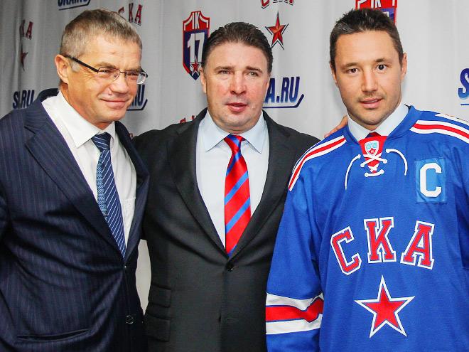Медведев, Касатонов и Ковальчук