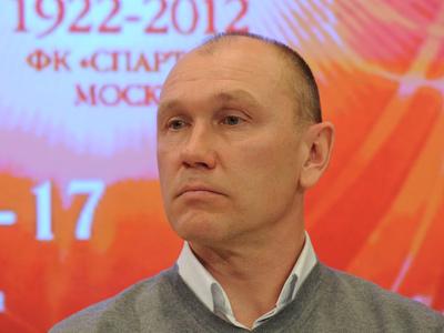 """Президент Академии """"Спартака"""" Сергей Родионов"""